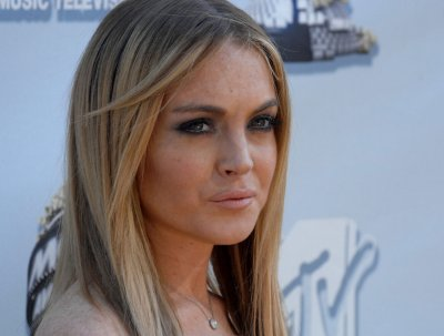 Lohan: Ronson and I didn't break up