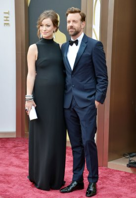 Jason Sudeikis, Olivia Wilde welcome baby boy