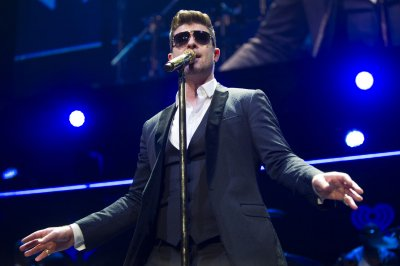 Robin Thicke to perform at Illinois State Fair