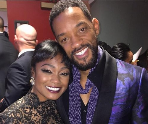Tatyana Ali reunites with 'Fresh Prince' co-star Will Smith