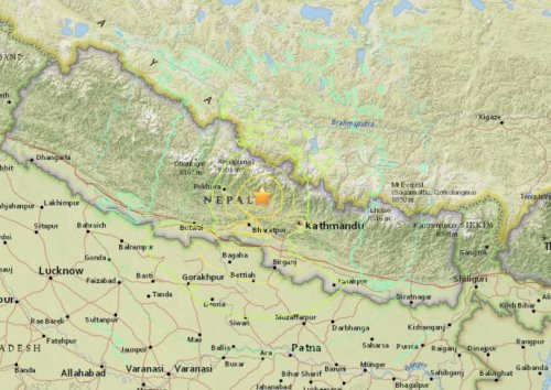 Powerful earthquake shakes Nepal, causing massive damages