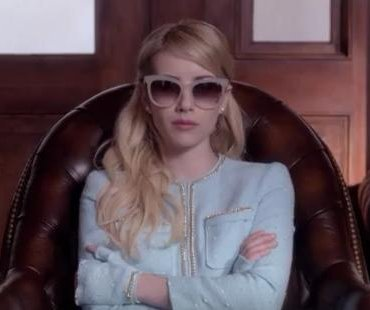 Emma Roberts, Jamie Lee Curtis star in 'Scream Queens' trailer