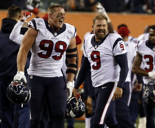J.J. Watt, Texans take down Drew Brees, Saints
