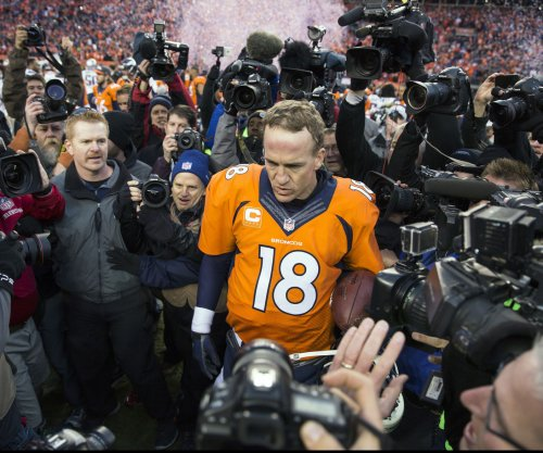 Denver Broncos' Peyton Manning may be writing final chapter
