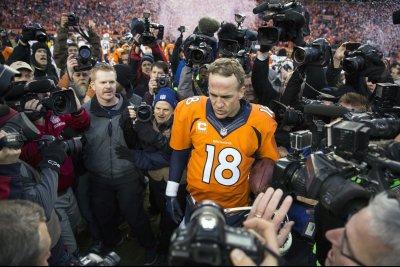 Denver Broncos' Peyton Manning may be writing final chapter