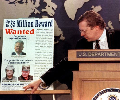 Bosnian Serb leader Karadzic found 'criminally responsible' in genocide