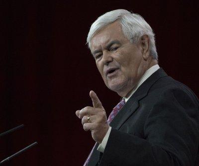 Gingrich, Christie top Trump's running mate list