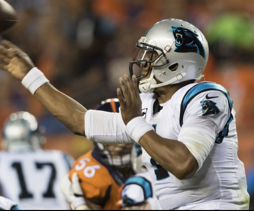 Carolina Panthers QB Cam Newton injures foot
