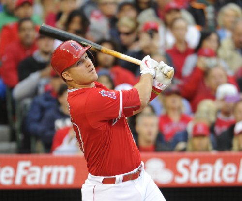 Mike Trout blast helps Los Angeles Angels dump Miami Marlins