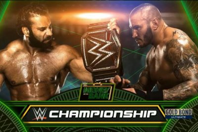 WWE Money in the Bank: Jinder Mahal retains, Baron Corbin reaches the top