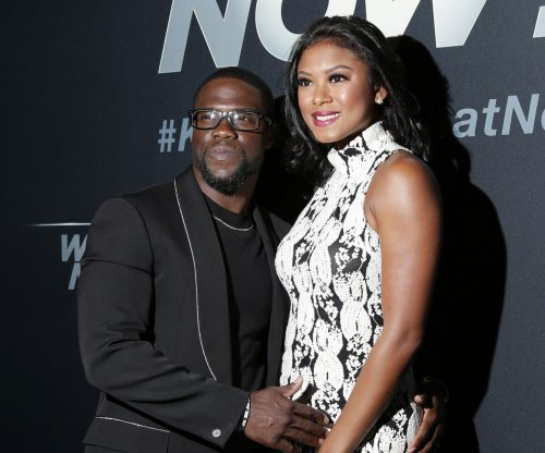 Kevin Hart, pregnant wife Eniko celebrate first anniversary