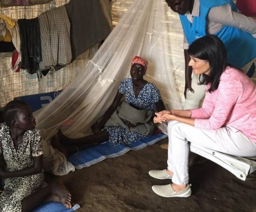 Nikki Haley delivers ultimatum to South Sudan president