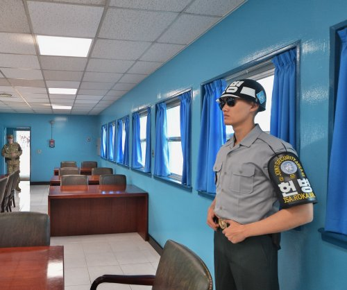 North Korea agrees to talks with South at Panmunjom