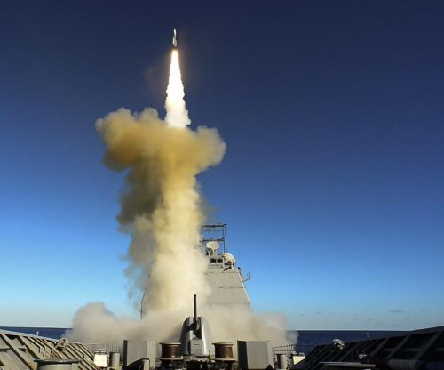 Navy awards Raytheon with $27M contract for SM-2 missiles