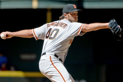 Giants' Madison Bumgarner to make third start since return vs. Dodgers