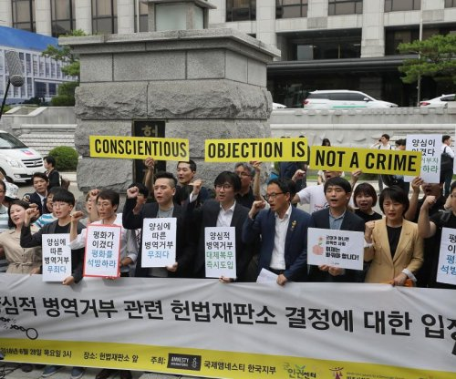 South Korea to introduce alternative service for military objectors