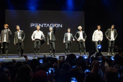 Pentagon shows its colors at 'Prism' world tour