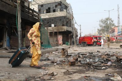India PM Modi appeals for calm amid violence that's so far killed 22