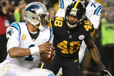 Pittsburgh Steelers LB Bud Dupree signs franchise tag