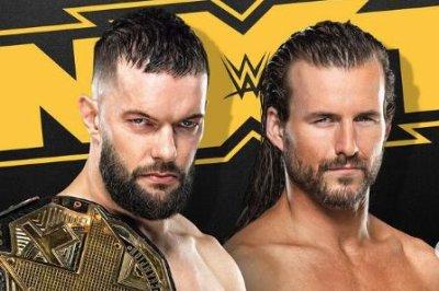 WWE NXT: Finn Balor defends title against Adam Cole