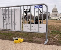 Capitol Police officer not charged in fatal shooting of rioter
