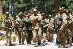 Taliban threatening capture of Afghanistan provincial capital