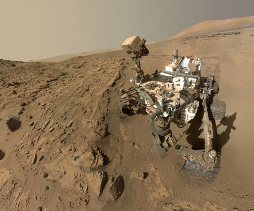 Curiosity rover detects methane spike, evidence of active organic chemistry