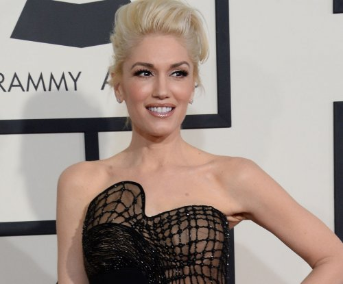 Gwen Stefani makes first public appearance since split