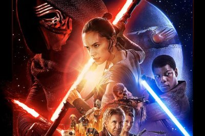 'Star Wars: The Force Awakens' theatrical poster is released; tickets for screenings to go on sale Monday