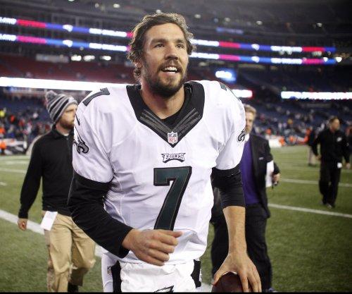 Special teams spark Eagles' upset of Patriots