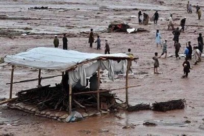 Pakistan flood death toll now 92 after 23 found buried in landslide