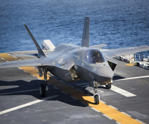 Textron to provide A2PATS for F-35 electronic warfare testing