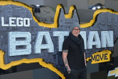 Director Chris McKay infuses 'LEGO Batman Movie' with notes of 'Naked Gun,' 'Jerry Maguire'