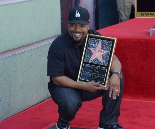 Ice Cube honored with star on Hollywood Walk of Fame