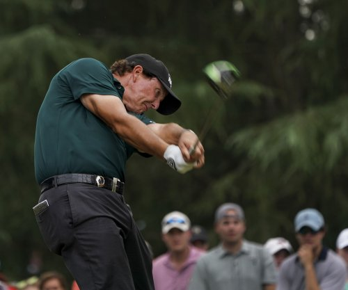 It wouldn't be Presidents Cup without Phil Mickelson on U.S. team