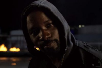Mike Colter is back as 'Luke Cage' in first Season 2 teaser