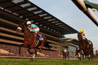 UPI Horse Racing Roundup: Almond Eye wins Japan Cup
