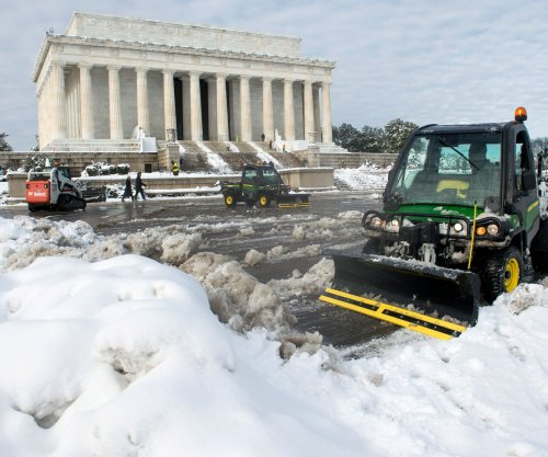 New snowstorm headed for Midwest, East this weekend