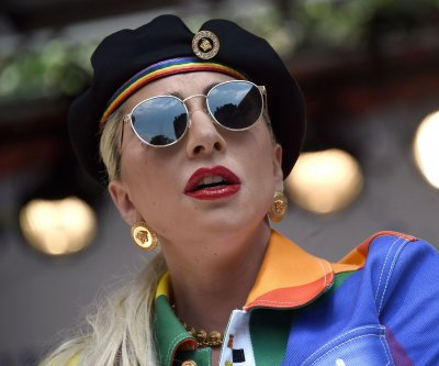 Lady Gaga dances for peace in 'Stupid Love' music video