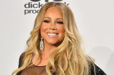 Mariah Carey discusses unreleased alt-rock album on 'Late Show'