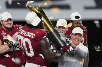Alabama rolls past Ohio State to win 6th college football title under Saban