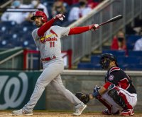 Paul DeJong homers twice, Cardinals crush Nationals