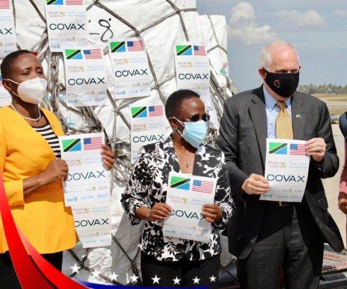 Tanzania receives over 1 million U.S.-donated COVID-19 vaccine doses