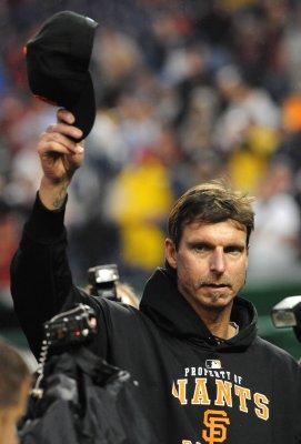 MLB: San Fran. 4, Washington 1 (2nd Game)