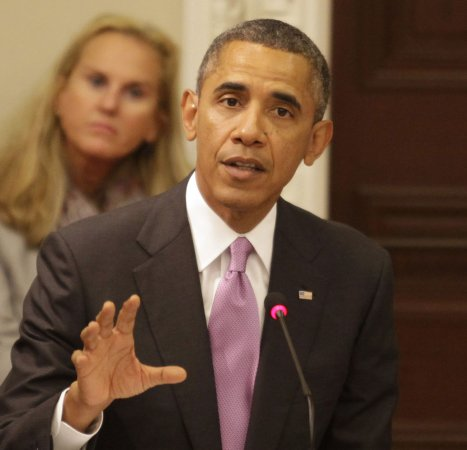 Obama says healthcare reform will boost exports