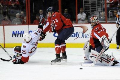 NHL: Washington 5, Ottawa 2