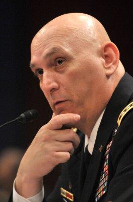 Odierno: Iraq drawdown on schedule