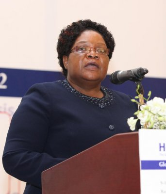 Female deputy attempts to succeed president of Zimbabwe