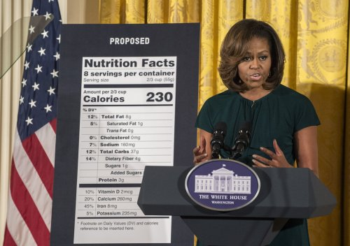 FDA to tinker with recommended serving sizes, nutrition labels