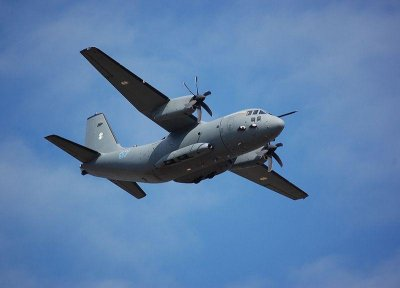 Slovak military orders C-27J Spartans